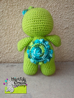 Ravelry: Tiny Turtle pattern by The Crafty Geekette