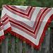 Siberian rustic shawl pattern