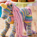 Enchanting Unicorn pattern