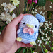 Donald Duck Tsum Tsum pattern