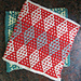 Linoleum Dishcloth pattern