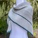 Silver Linings Shawl pattern