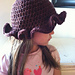 Easy Ruffle Hat pattern