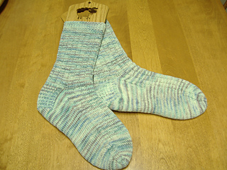 Inuksuk Socks Finished