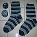 Plain Talk Socks pattern