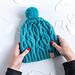 December Hat pattern