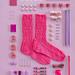 Sweet Pea Socks pattern