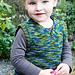 Blank Canvas Child's Vest pattern