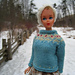 Barbie Fair Isle pattern