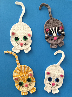 Free Pattern: Cuddly Cat Crochet Scoodie | 320x238