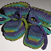 Machine knit Baby Booties pattern
