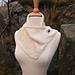 Buttoned Silk Collar (machine knit) pattern