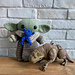Huggable Baby Yoda pattern