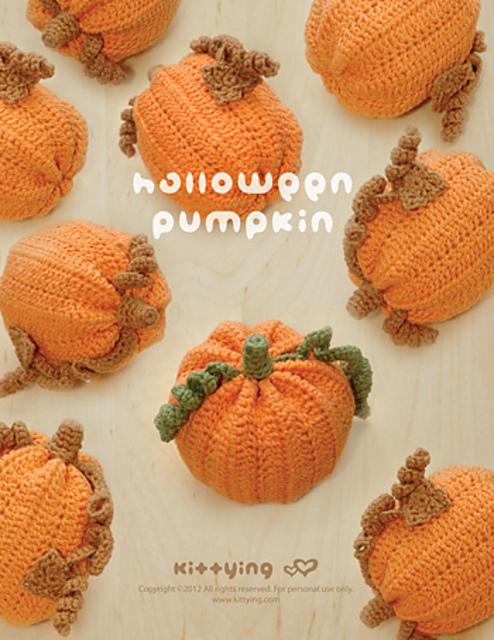 Halloween Pumpkins: Crochet Pattern Roundup! | Crochet patterns ... | 640x494