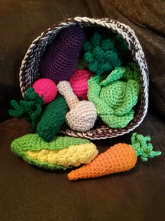 Crochet Fruit And Vegetable Patterns All The Best Ideas | 320x239