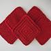 5x5x5 Dishcloth Set pattern