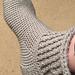 Dizzy DK Socks pattern