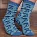 Hercule Socks pattern
