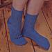 Shalfleet Socks pattern