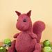 Susie Squirrel pattern
