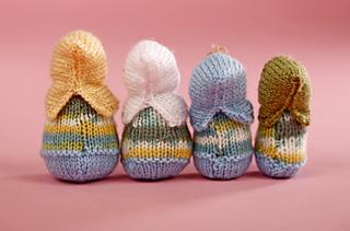 Ravelry: Little Russian Dolls pattern by Sachiyo Ishii