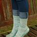 Icicle Socks pattern