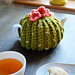 Cactus Tea Cozy pattern