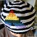 Ally Hat pattern