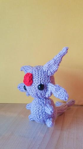 Psyduck pokemon amigurumi soft toy Knitting pattern by Emma ...   500x281