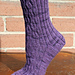 Moriarty Socks pattern