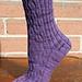 Moriarty Socks pattern