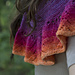 Fashion Week Gradient Shawl pattern