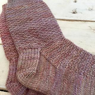 Morganite pattern by Allison O'Mahony