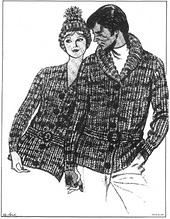 Illustration by Lois de Ford