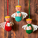 Choir of Angels Ornaments pattern