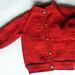 Baby's Raglan Sweater No Seams pattern