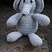 Mr Edwards the Elephant pattern