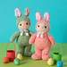 Easter Bunny Dolly pattern