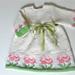 Baby Dress Fair Isle Roses pattern