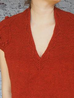 Sweater version in De rerum Nature Gilliat