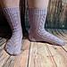 Lavendel Socks pattern