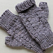 Chunky Cove Mitts pattern