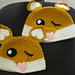 Cutesy Fox Hat pattern