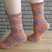 Show-off Stranded Socks pattern