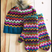 Chevron Love Slouch! pattern
