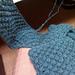 Blue Brambles pattern