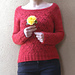 Lucy's Diamonds Pullover pattern