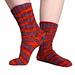 Fairy Door Socks pattern