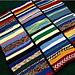 Nine Patch Scrap Afghan pattern