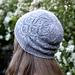 Crystal Sky Hat pattern